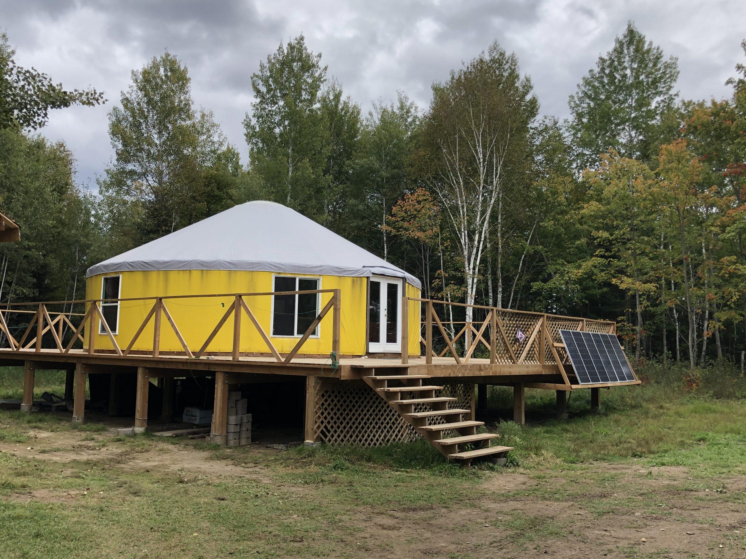 Pacific Yurt